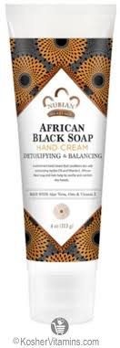 Nubian Heritage <b>Hand Cream African Black</b> Soap With Oats Aloe ...