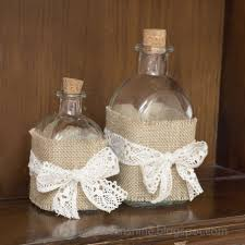 shabby chic bottle decoration bedrooms ideas shabby