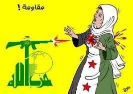 سوريا بين المحور الشيعي والثورة
