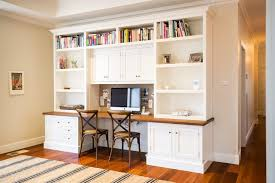 white built in desk home office traditional with built in bookcase desk storage unit built office storage