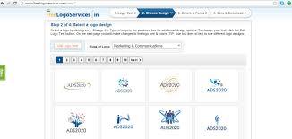 online logo designing 14 ultimate logo maker sites for designers logo banner services online