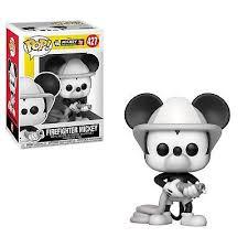 <b>Funko Pop</b> Disney: <b>Mickey</b> Mouse 90Th <b>Firefighter Mickey</b> 427 ...