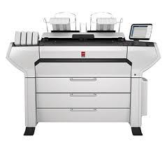 Large Format Printers - <b>Océ</b> ColorWave 3700 - Specification ...
