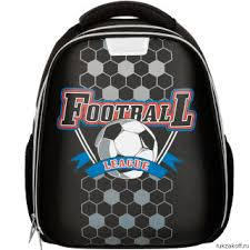 <b>Ранец</b> ортопедический <b>№1 School Football</b> купить по цене 3 619 ...