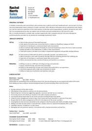sales assistant cv   retail sales assistant resume  retail sales    sales assistant resume example