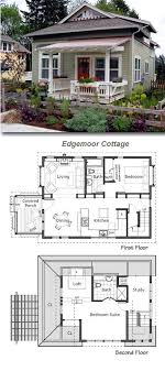 ideas about Small House Plans on Pinterest   House plans     tumbleweed  tinyhouses  tinyhome  tinyhouseplans Fantastic floor plan  Especially since the guest