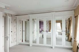 door architecture ideas mirrored closet doors