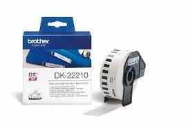 <b>Клеящаяся лента Brother</b> DK22210 купить: цена на ForOffice.ru