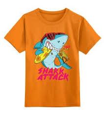 """Детские футболки c красивыми принтами """"пляж"""" - <b>Printio</b>"""