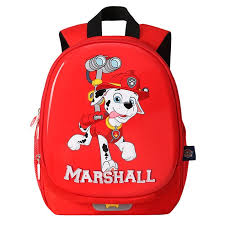 <b>Genuine Paw Patrol</b> Action Pack Pup backpack Apollo Marshall ...