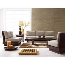 hiro sofa couch asian living room furniture asian living room furniture