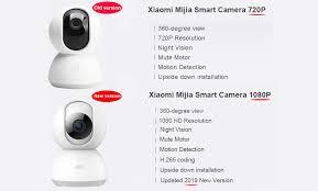 Обновленная <b>смарт</b> камера <b>Xiaomi</b> xiaobay <b>Mijia</b>, <b>ip камера</b> ...