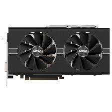 Купить <b>Видеокарта Sapphire</b> Nitro+ Radeon <b>RX</b> 580 1411Mhz PCI ...