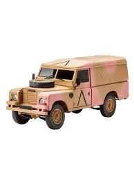 Сборная <b>модель Автомобиль</b> British 4x4 Off-<b>Road</b> Vehicle 109 ...