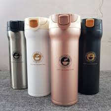 Hot Quality Double Wall Stainless Steel Vacuum Flasks <b>350ml</b> ...