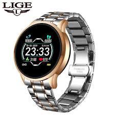 <b>Lige Smart Watch</b> For Men - njswatches