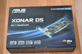 Обзор от покупателя на <b>Звуковая карта ASUS</b> PCI Xonar DS 7.1 ...