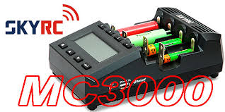 <b>SkyRC</b> MC3000 или «повелитель аккумуляторов» / <b>Зарядки</b> ...
