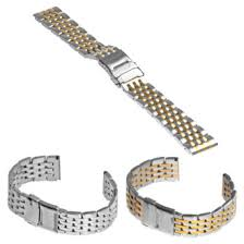 <b>Stainless Steel Watch Bands</b> | StrapsCo