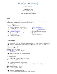 service receptionist resume make your receptionist resume skills populer job and resume template job and resume template