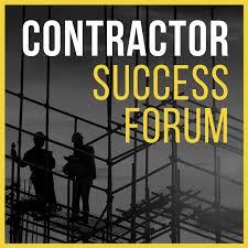 Contractor Success Forum