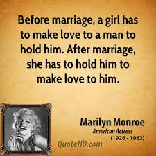 Before And After Marriage Quotes. QuotesGram via Relatably.com