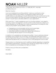 edit sample accounting assistant cover letter