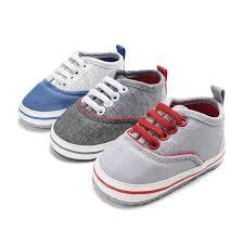 <b>Classic</b> Casual <b>Canvas Baby Shoes</b> For Newborn Sports <b>Sneakers</b> ...