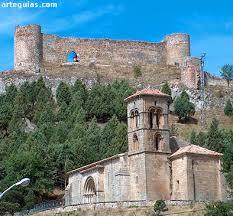 Resultado de imagen de monasterio de aguilar de campoo santa maria de la real