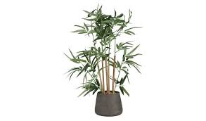 Buy Argos Home Kanso <b>Artificial Bamboo Plant</b> | Artificial flowers ...