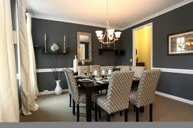 Designer Dining Room Sets Gray Wall Paint With Dining Room Table And Chairs And Modern