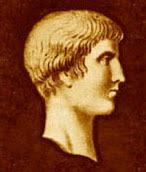 Marco Valerio Marziale nasce ad Augusta Bilbilis, in Spagna, il 1 marzo del 40 d. C. Nel periodo compreso tra il 38 d. C. e il 41 d. - Marco_Valerio_Marziale