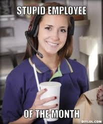 Stupid Funny Quotes About Employees. QuotesGram via Relatably.com