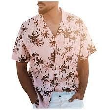 Hawaiian Shirts for Men Summer Fashion Casual ... - Amazon.com