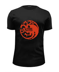 <b>Футболка Wearcraft Premium</b> Slim Fit Game of Thrones #139736 от ...
