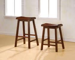 Buy 24 Inch <b>Bar Stool</b> (Set of <b>2</b>) in Dark Walnut by Coaster Furniture ...