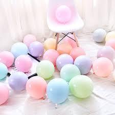 "<b>50pcs</b>/<b>Lot 5</b>""<b>inch</b> Macaroon Latex Balloons Helium Balloon Party ..."