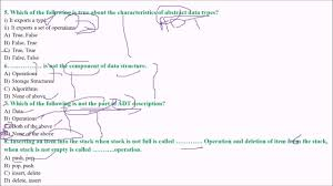 data structure mcq questions answers part  data structure mcq questions answers part 1