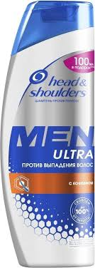 Head&Shoulders <b>Шампунь</b> против перхоти <b>Men</b> ultra Мгновенная ...