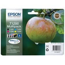 Комплект <b>картриджей Epson</b> T1295 <b>Multipack</b> (C13T12954012 ...
