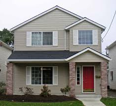 Narrow Lot House Plans  Building Small Houses for Small Lots Narrow lot house plans  house plans   rear garage  small lot house plans