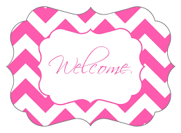 Image result for welcome chevron