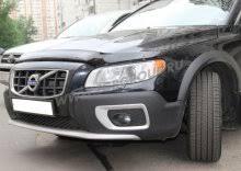 <b>Дефлектор капота</b> Volvo XC70/Volvo V70/Volvo S80 2007-2016 ...