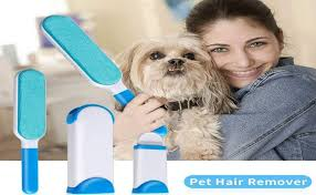 Techsun <b>Reusable Washable</b> Pet <b>Fur</b> Lint <b>Brush</b> Clothes Fluff <b>Fur</b> ...