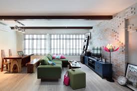 contemporary living room designs hdb