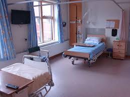hospital ward essay
