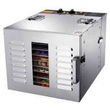 BioChef Arizona <b>10</b> Tray Commercial <b>Food Dehydrator</b>