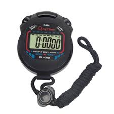 <b>Waterproof Digital LCD</b> Stopwatch Chronograph Timer Counter ...