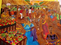 Image result for african market