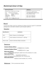 doc resume sample resume format doc doc resume template sample resume format doc example resume and cover letter